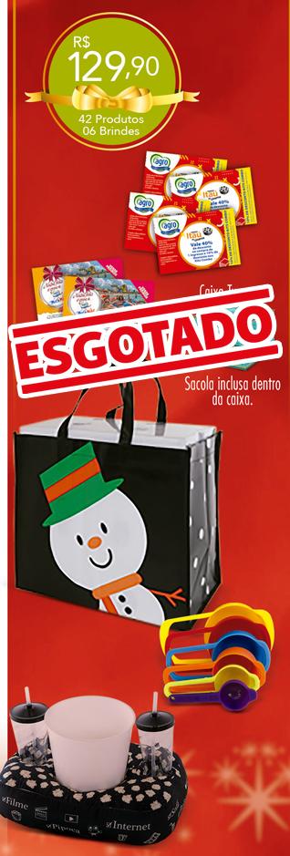 Clique para ver os itens da Cesta de Natal